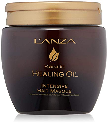 Lanzaa. Keratin Healing Oil Intensive Hair Masque 7.1 oz