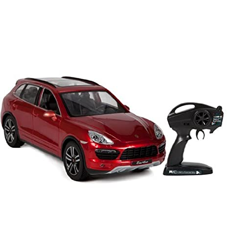 Hendy Large Porsche Cayenne Turbo 1:14 Electric RC Car
