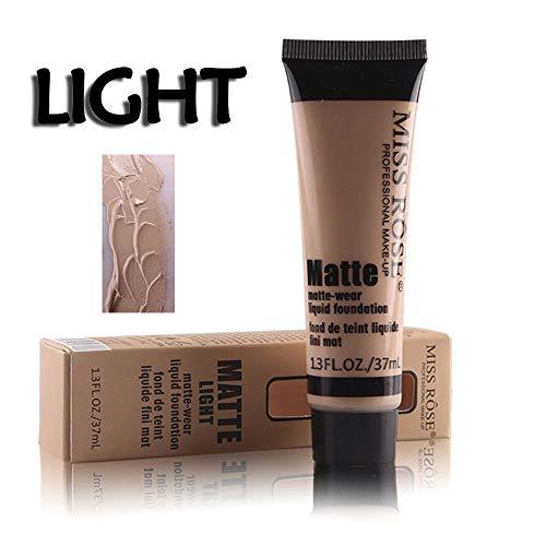 (Averyzoe Complexion Rescue cc Cream Miss Rose Medium Beige Liquid Foundation Tinted moisturizer Cosmetics Natural bb Cream Makeup Clear Natrual Concealer)