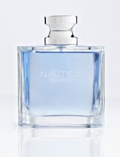 Nautica Voyage by Nautica Eau De Toilette Spray 3.4 oz for Men - 100% Authentic by Nautica