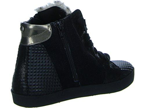 Gris femme ville Tess pour Carolina Donna Chaussures de à lacets HwO1UnzqZ