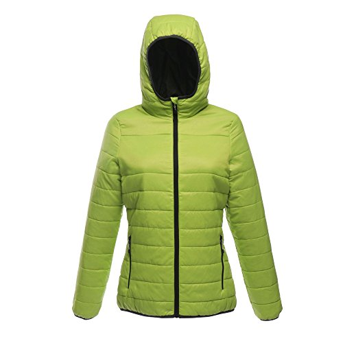 Jacket Vert Coat Acadia Ladies Hooded Professional Regatta Insulated Womens xwqO1z6U