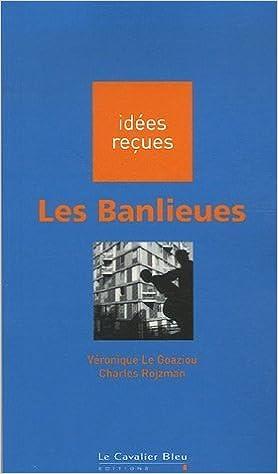 Livres Les Banlieues pdf
