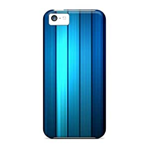 Brand New 5c Defender Case For Iphone (blue Blue Blue)