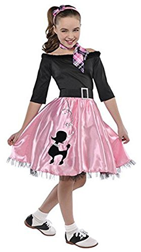 Amscan Fashionable 40's Party Miss Socks (4 Piece)