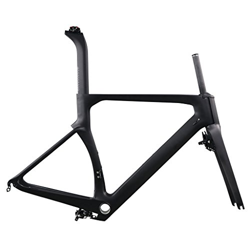 ICAN Aero Carbon Road Bike frame Set 700C 45/48/50/52/54/56/58/60cm