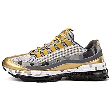 TSIODFO Men s Sport Running Shoes Lightweight Breathable Comfort Youth Big Boys Gym Wokrout Treail Shoes