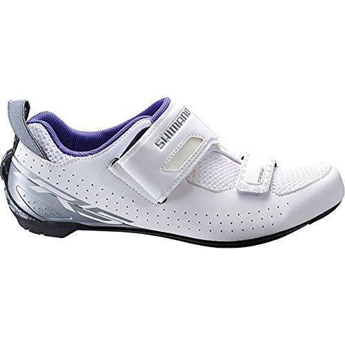 Shimano SH-TR5 Cycling Shoe - Women's White, 40.0