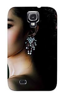 Hot Design Premium XLoGoBO3364DQaKR Tpu Case Cover Galaxy S4 Protection Case (liu Yifei )