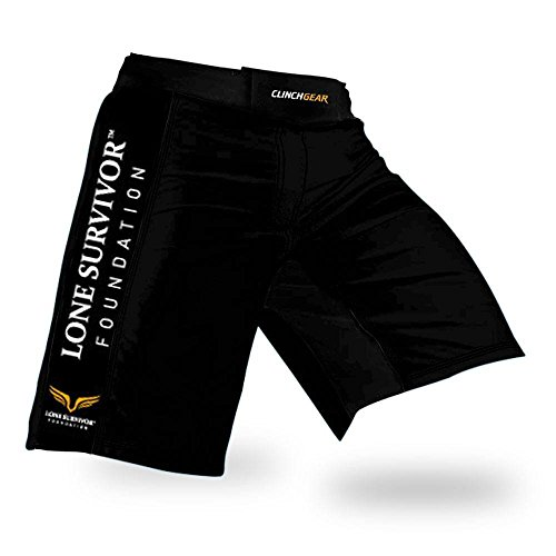 Clinch Gear Performance MMA Shorts, Crossfit Shorts – Premium Pro Fight Shorts – DiZiSports Store