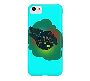 +18 iPhone 5 5s Aqua Barely There Phone Case - Design By Humans