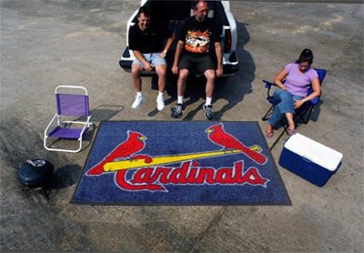 Ulti-Mat Floor Mat - St Louis Cardinals by Fanmats