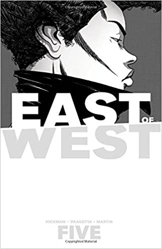 Book East of West Volume 5: All These Secrets by Jonathan Hickman (2016-04-05)