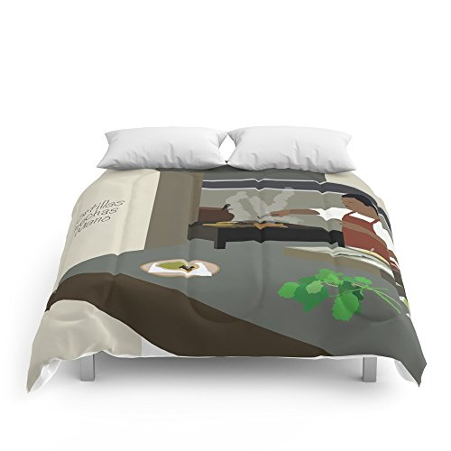 Society6 Mexican Tacos Comforters King: 104
