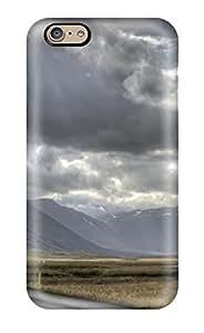 Jennifer Guelzow's Shop 3426373K38616991 New Tpu Hard Case Premium Iphone 6 Skin Case Cover(road)
