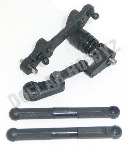 HPI Savage XS Flux Mini * SERVO SAVER & TURNBUCKLE SET * Steering Arm Post SS (Steering Arm Post)