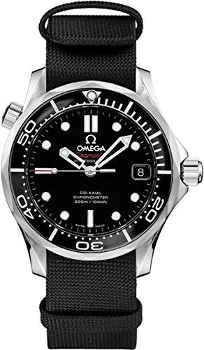 omega watch men seamaster - 5