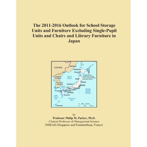 The 2011-2016 Outlook for School Storage Units and Furniture Excluding Single-Pupil Units and Chairs and Library Furniture in Japan Icon Group International