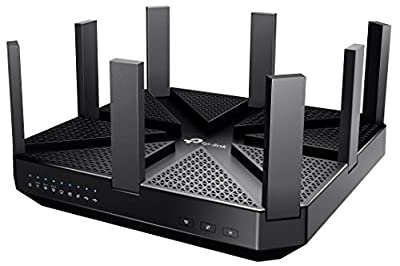 TP-Link AC1900 Long Range Wireless Wi-Fi Router - Amazon's Choice for Essential Wi-Fi Router (Archer C9)