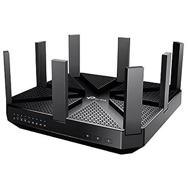 TP-Link AC5400 Wireless Wi-Fi MU-MIMOTri-Band Router(Archer C5400)