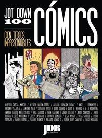 Jot Down 100 Comics por Aa.Vv.