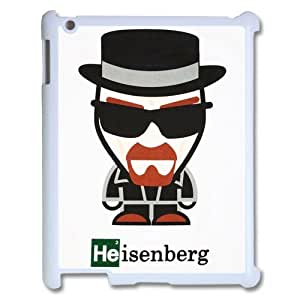 Gdragonhighfive Cell Phone Case Breaking Bad Main Character Cartoon Style Ipad Case Best Apple Cover Fits Ipad 2, 3 and 4 by Maris's Diary