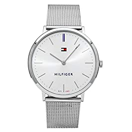 Tommy Hilfiger Womens Analogue Classic Quartz Watch with Stainless Steel Strap 1781690