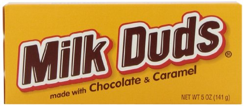 Hersheys Milk Duds Box, 5-Ounce (Pack of 12)