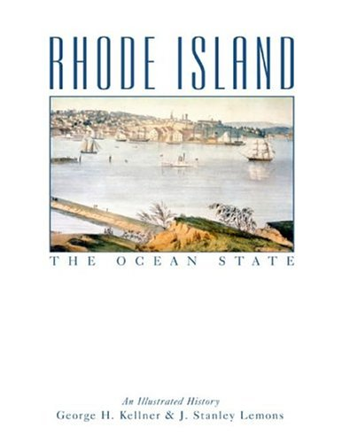 Rhode Island, The Ocean State: An Illustrated History pdf epub