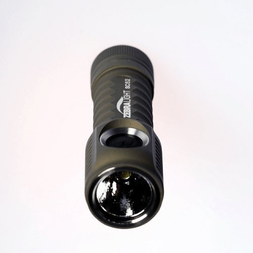 Zebralight SC52 L2 AA Flashlight Cool White