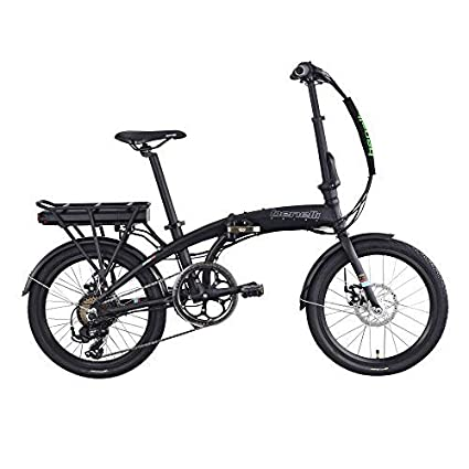 Amazon Com Benelli Electric Bike City Zero N2 0 Disc 20 Inch