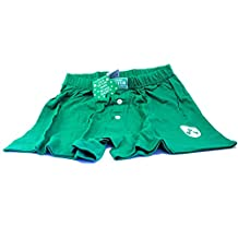 Lucky Irish Emblem Green St. Patrick's Day Boxer Shorts