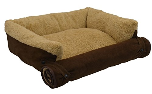 Dog-Pet-Couch-Bed-Cushion-Protects-Furniture-Cat-Chair-Soft-Comfortable-Parade
