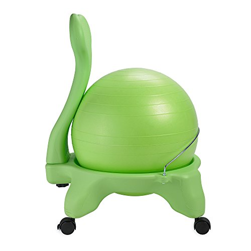 Gaiam Balance Ball Chair, Wasabi