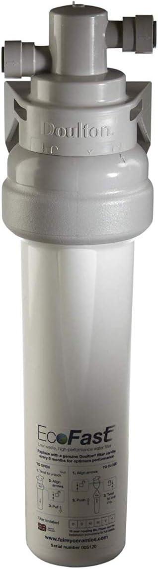 Doulton EcoFast - Purificador de agua para debajo del fregadero ...