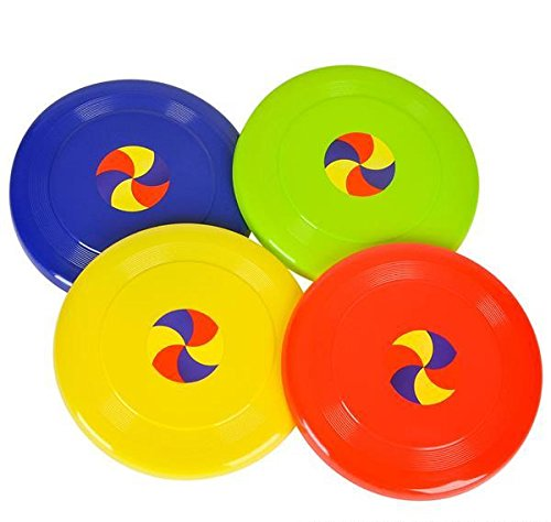 8'' FLYING DISC SAUCER, Case of 144 by DollarItemDirect (Image #4)
