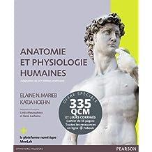Pack Anatomie Et Physiologie Humaine & Livret De Qcm Corrigés Coffret Produits