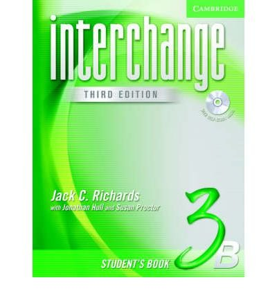 Download Interchange Student's Book 3B with Audio CD: Student's Book 3B (Interchange) (Mixed media product) - Common pdf epub