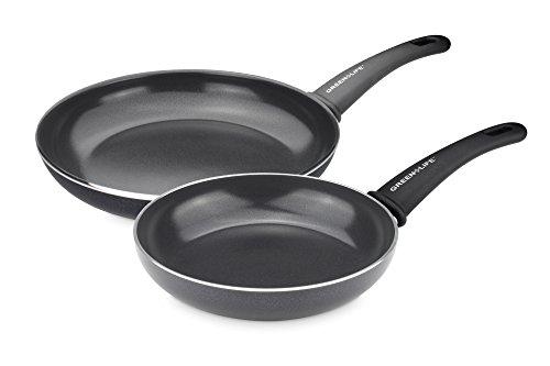 7' Fry Pan (GreenLife Soft Grip Diamond Reinforced 7