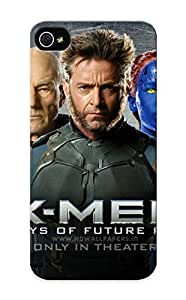 Iphone 5/5s Ikey Case Cover Skin : Premium High Quality X Men Days Of Future Past 2014 Case(nice Choice For New Year's Day's Gift)