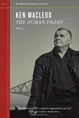 book cover of The Human Front