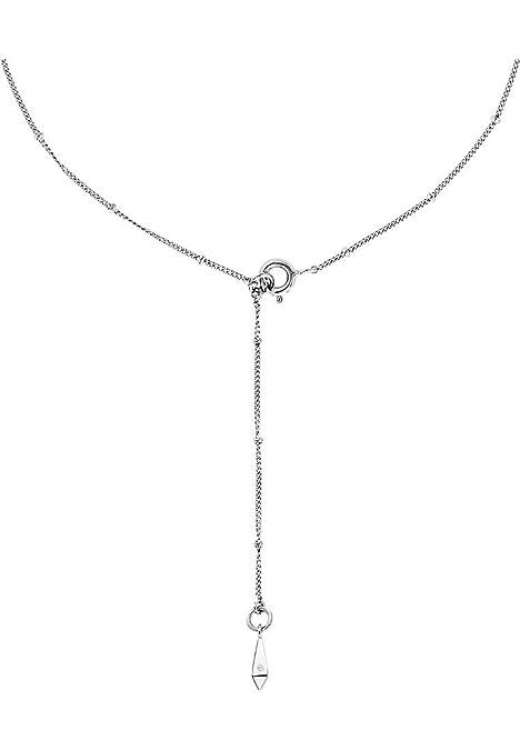 Michael Kors Damen Kette 925er Silber One Size 87546071