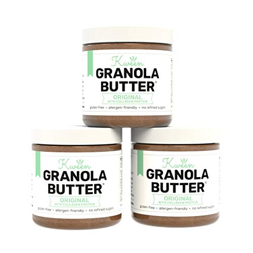 Kween Granola Butter Collagen 3 Pack