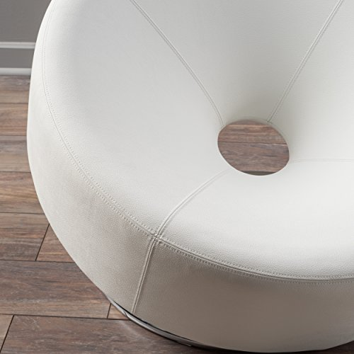 Best Selling Circle Chair White Amazonca Home Kitchen