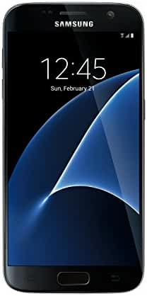 Samsung SM-G930UZKAXAA  S7 Galaxy Smartphone Unlocked-32Gb, Water-resistant up to 5 Feet, US Warranty