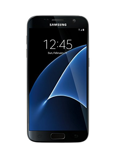 Samsung SM-G930UZKAXAA  S7 Galaxy Smartphone Unlocked-32Gb, Water-resistant up to 5 Feet, US...