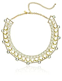 """kate spade new york """"Carnival Crystal"""" Statement Necklace, 16"""" + 4"""" Extender"""