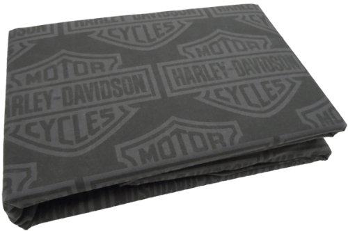 Harley Davidson Kids Bedding - Harley-Davidson Tattoo Twin Bed Skirt