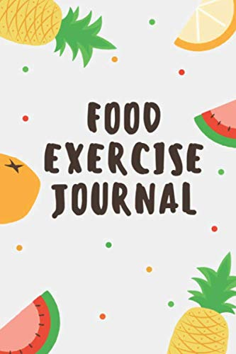 Food Exercise Journal: food journal and fitness diary for tracking meals and exercise with daily gratitude , 90 Day Activity Tracker for Women (90 new days 90 new chances notebook)