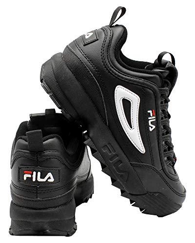 Fila Boys Disruptor II Premium Black 5Y
